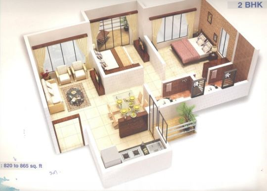Viva City Floor Plan