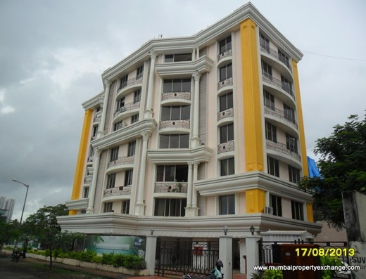 Flat for sale in Bhattad Augustine, Goregaon West