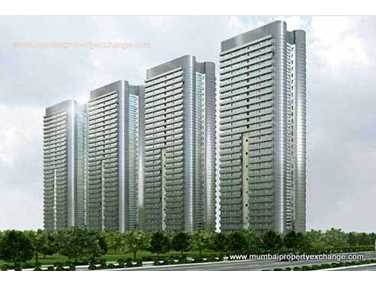Flat on rent in Godrej Platinum, Vikhroli