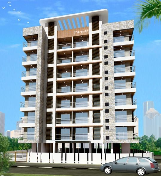 Sheetal View Parijat, Goregaon East