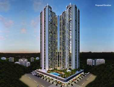 Flat for sale in Raj Infinia, Malad West