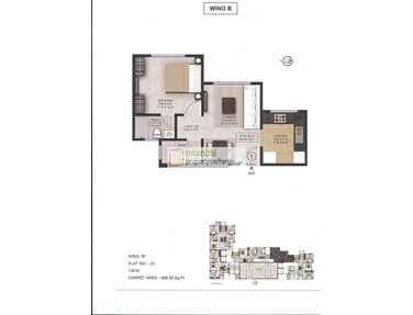 Flat for sale in Lalani Grandeur, Goregaon East