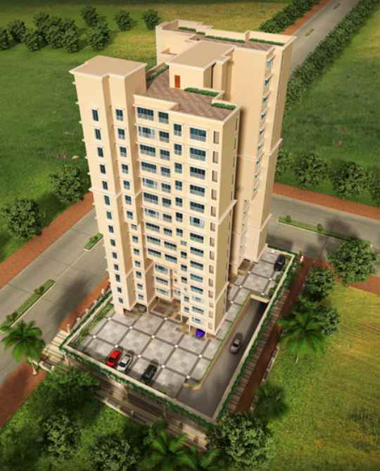Flat for sale in Mayfair Mystic, Ghatkopar East