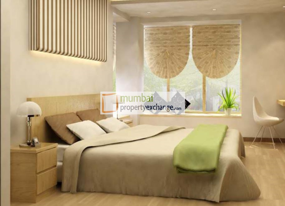 Hubtown Serene Bedroom