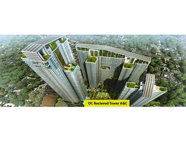 Flat for sale in Alta Monte, Malad East