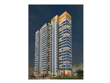 Flat on rent in Omkar Vayu, Mahim
