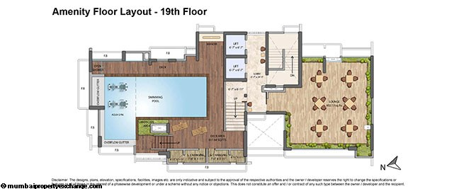 Omkar Vayu Floor plan