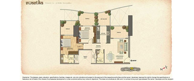 Omkar Veda Floor Plan 3
