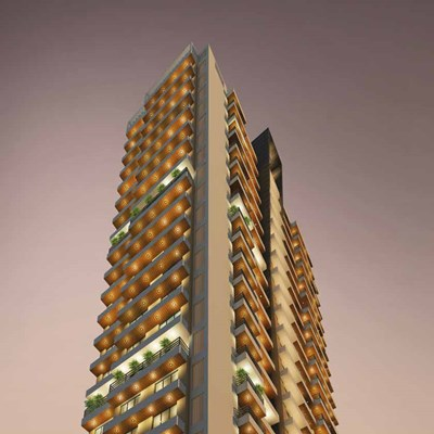 UK Sangfroid, Andheri West by UK Realty