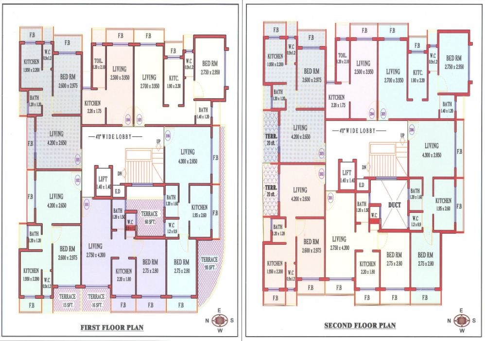 Harsiddhi Floor Plan