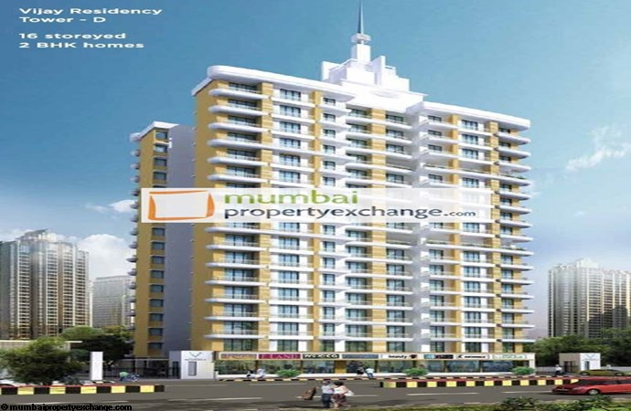 Vijay Residency Tower D