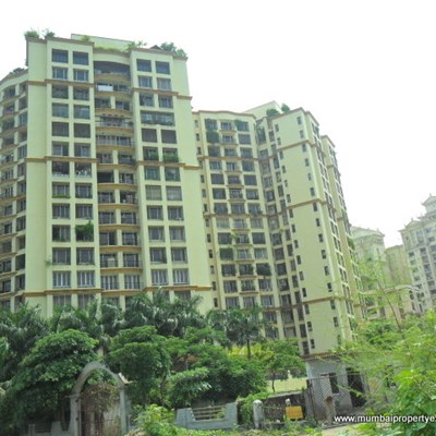 Flat on rent in Park Plaza, Andheri West