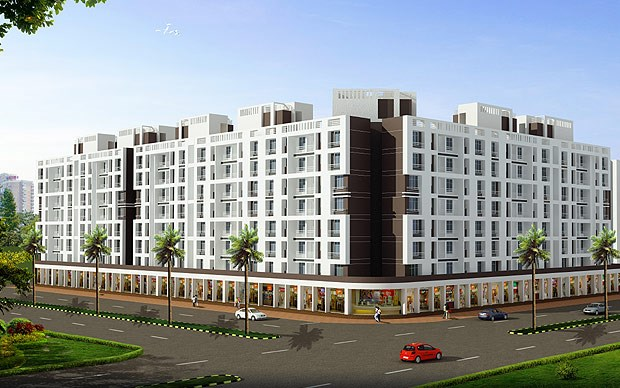 Grace Square, Thane West