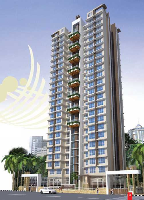 6888 Main - Shri Ganesh Apartment, Goregaon West