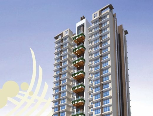 Flat for sale in Shri Ganesh Apartment, Goregaon West