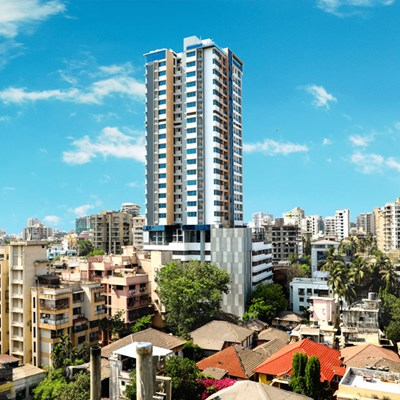 Flat on rent in Beaupride, Bandra West