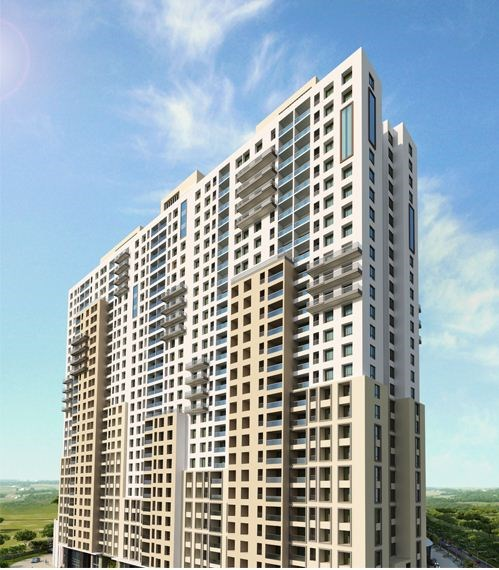 Rustomjee Azziano G Wing, Thane West