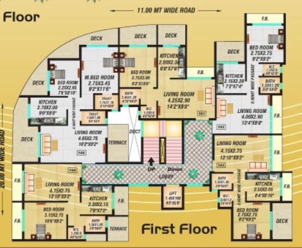 Imperial Elite Floor Plan