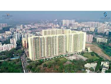 Flat on rent in Vasant Oasis, Andheri East