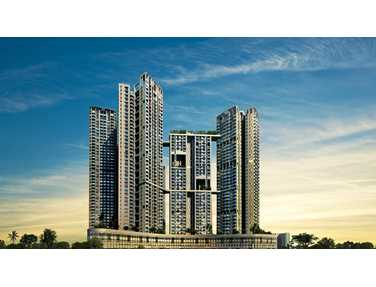 Flat for sale in Gateway Towers, Mulund East