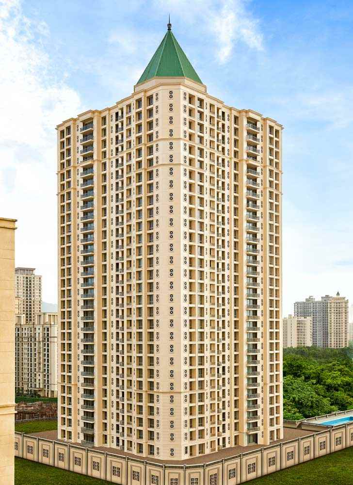 Flat for sale in Cardinal, Thane West