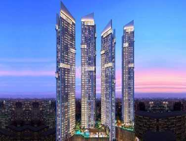 Flat for sale in Auris Serenity, Malad West