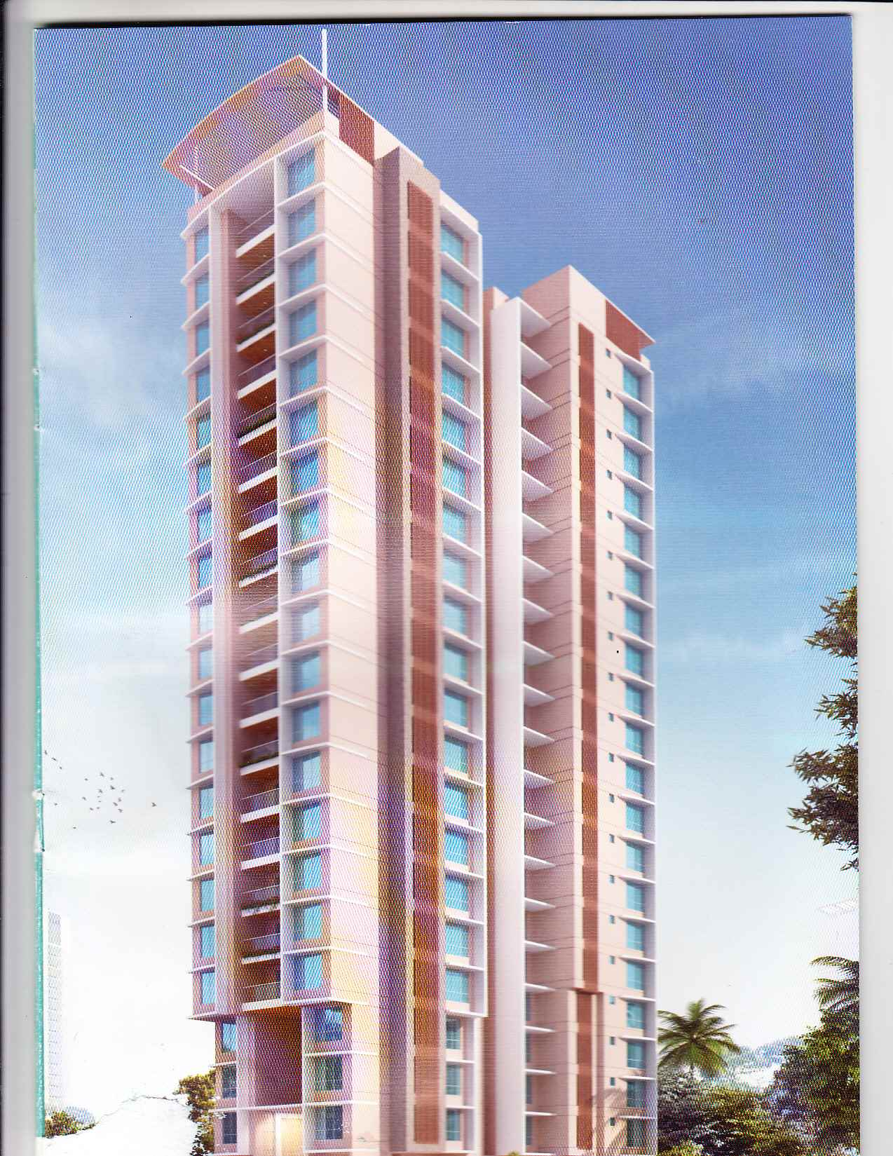 Flat for sale in Tanna Height, Kandivali West
