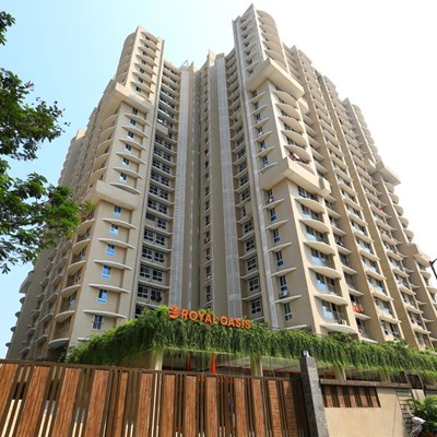Flat on rent in shree vallabh tower, Malad West