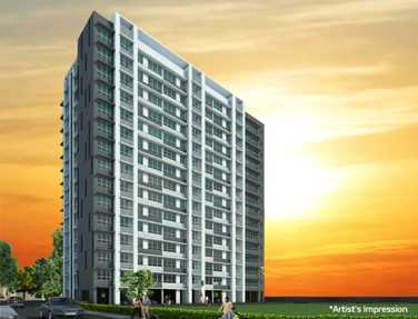 Flat on rent in Omkar Ananta, Goregaon East