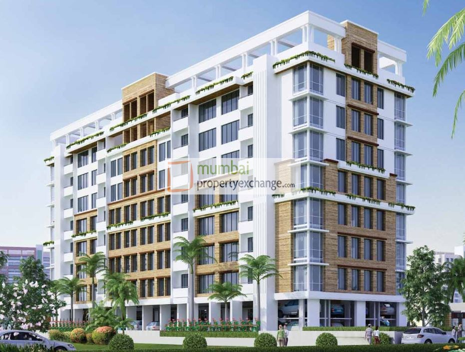 Flat on rent in Woodwind, Andheri East