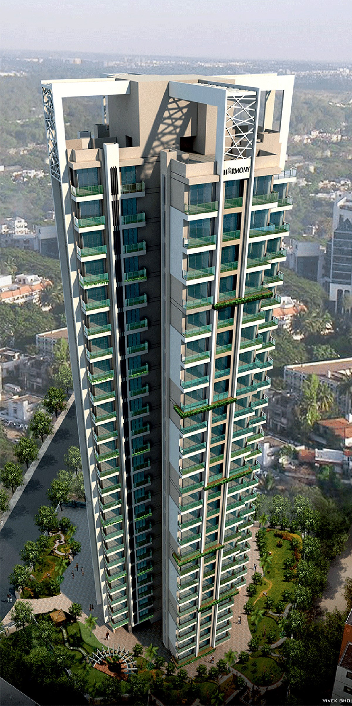 Harmony Signature Towers