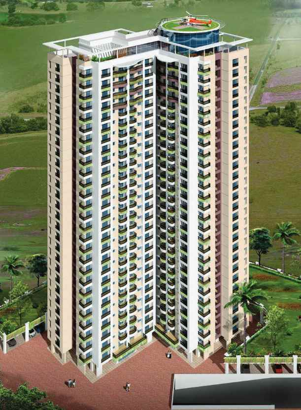 Flat for sale in Marigold, Thane West