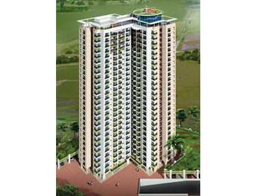 Flat on rent in Marigold, Thane West