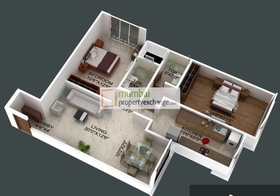 Yash Orion Floor Plan