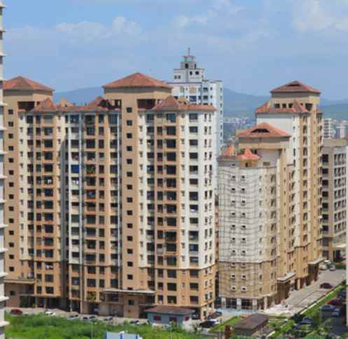 Flat on rent in Palm Spring, Malad West