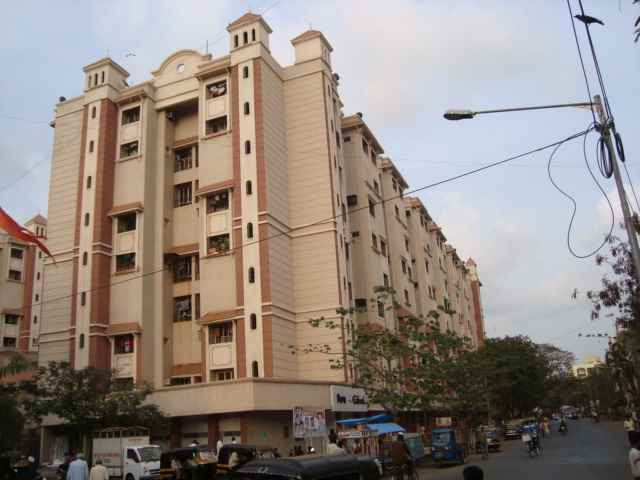 Flat on rent in RNA Courtyard, Mira Road
