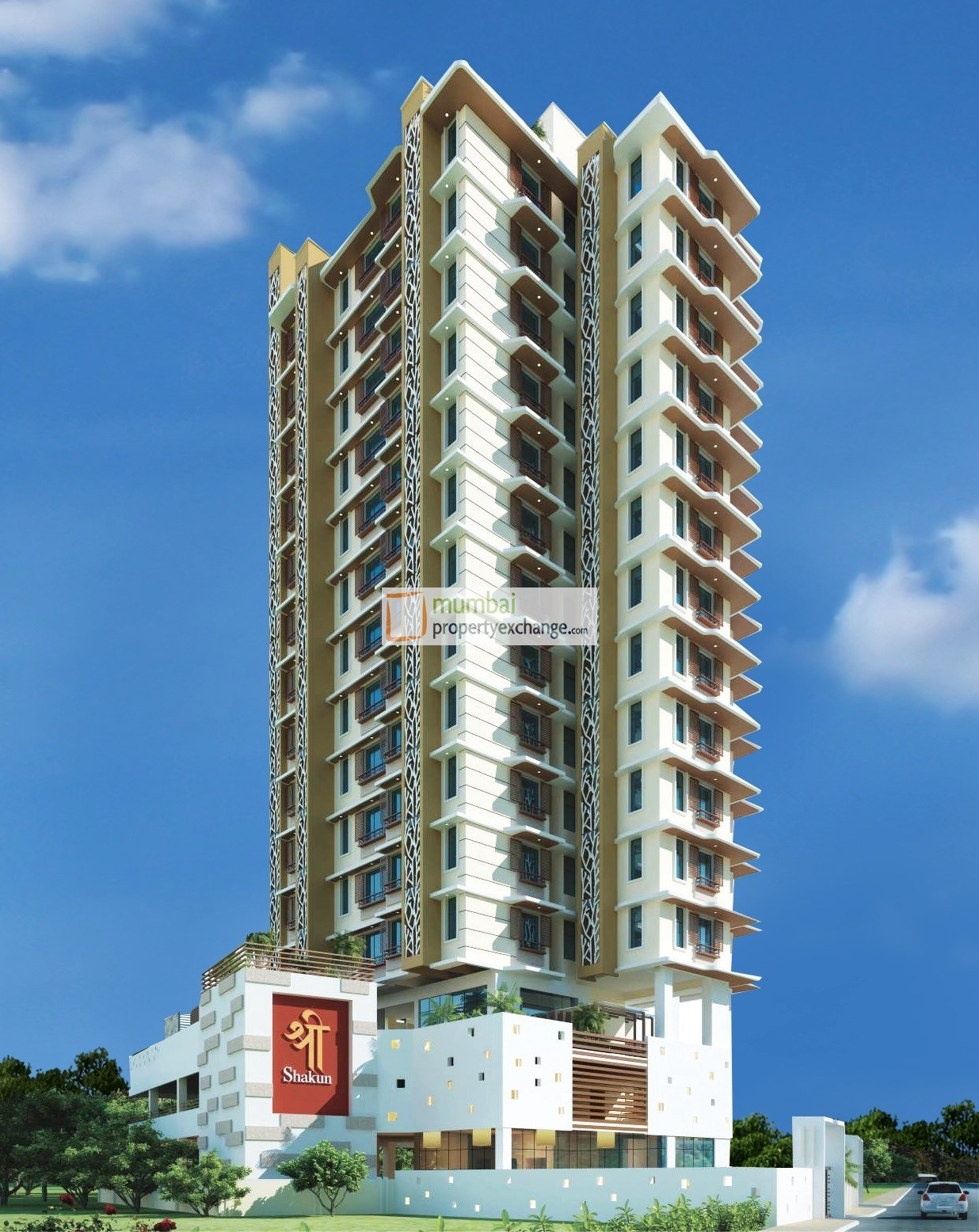 Shree Shakun Heights image