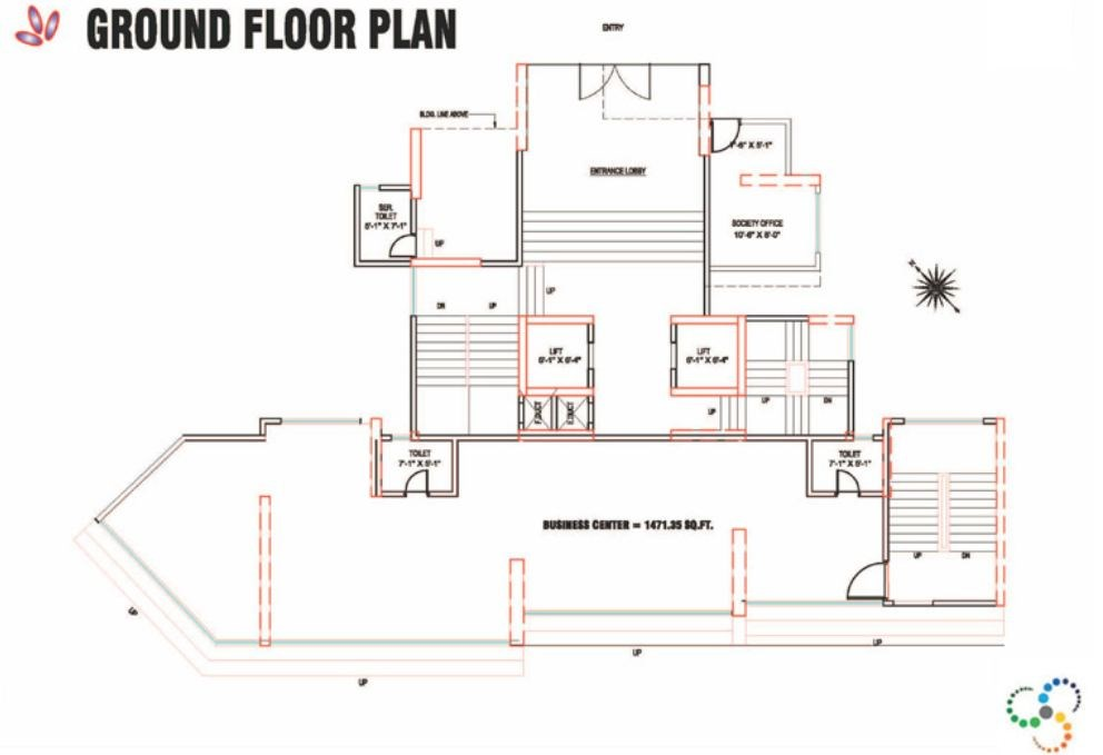 Acropolis Floor Plan