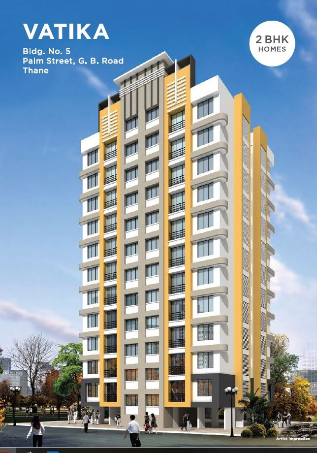Vijay Vatika V, Thane West