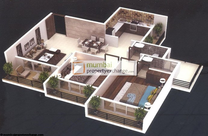 Aramus  Floor Plan
