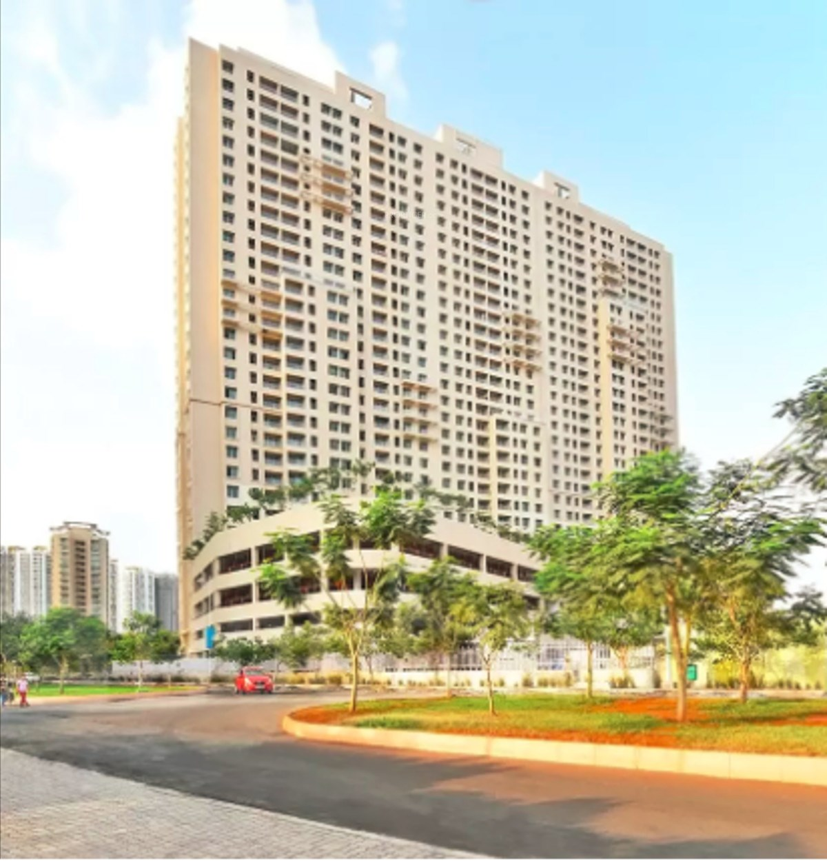 Rustomjee Azziano J Wing, Thane West