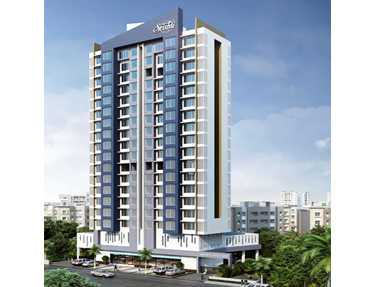 Flat for sale in Srishti Solitaire, Bhandup