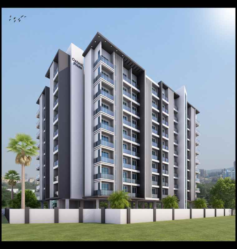 Flat for sale in Ostwal Pride, Mira Road