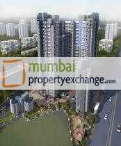 Flat for sale in Liberty Garden, Malad West
