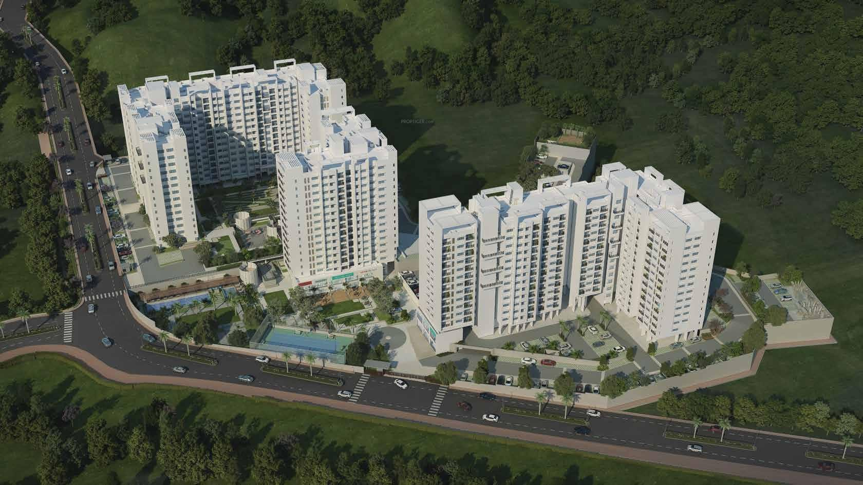 Godrej City image