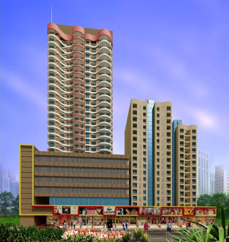 Shreedham Splendour, Andheri West