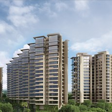 Kanakia Rainforest Andheri East by Kanakia Spaces Realty