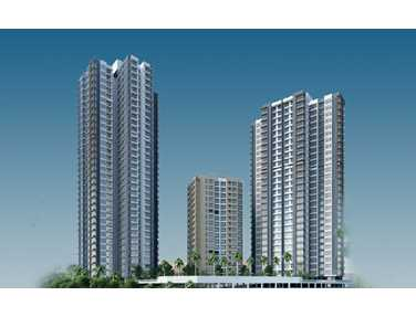 Flat on rent in Anmol Fortune, Goregaon West