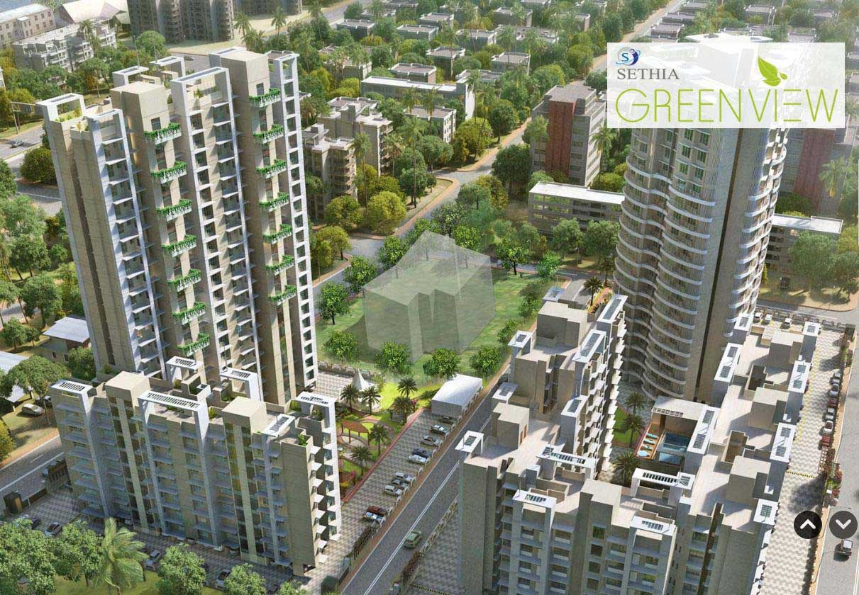 Sethia Green View, Goregaon West