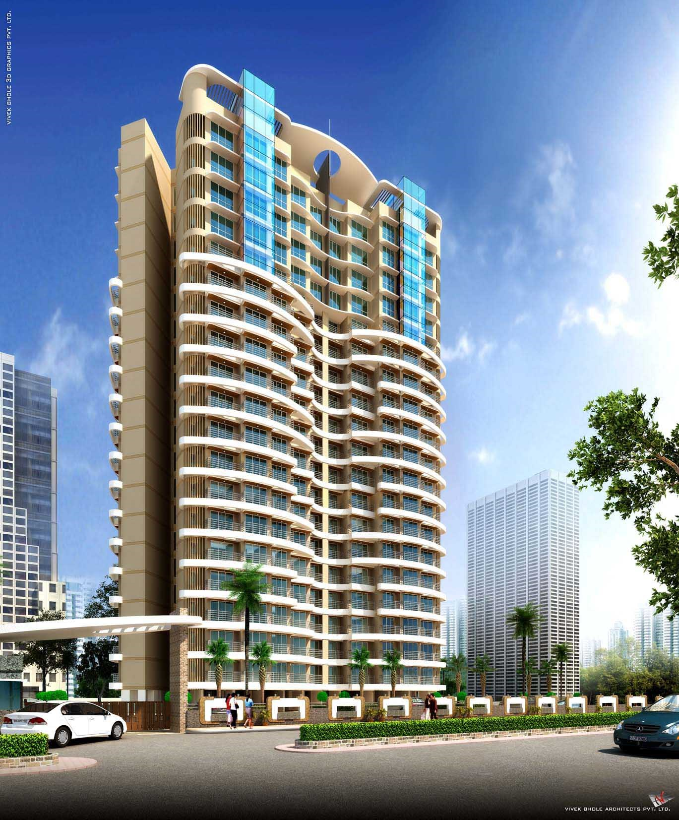 Sethia Link View, Goregaon West